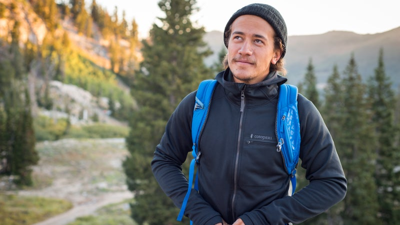 Cotopaxi donates at least 10 percent of profits to humanitarian efforts—and the company is only a year old.