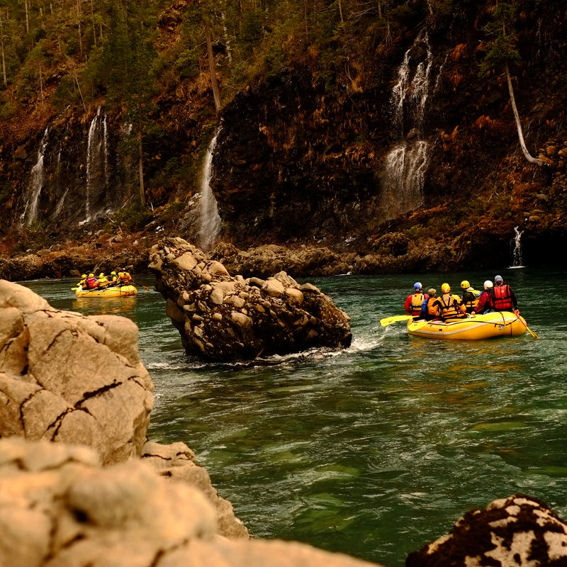 Threat: Nickel minesAt risk:  Clean water, Wild and Scenic RiversThe Wild and Scenic Illinois (OR), Rogue (OR), and Smith River (OR and CA) watersheds are known for their pristine waters, healthy salmon runs, globally significant plant biodiversity, and outstanding recreation. But proposed nickel mining in the rivers' headwaters threatens these unique values.
