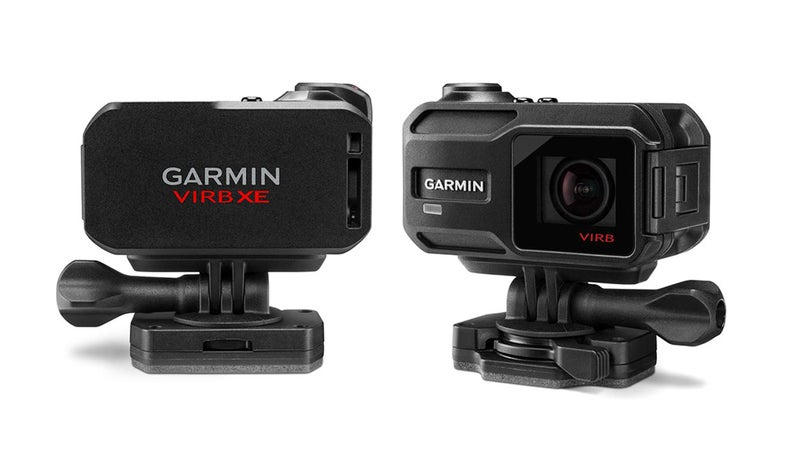 Unlike the original Virb model, the Virb X and Virb XE actually look like little cameras.