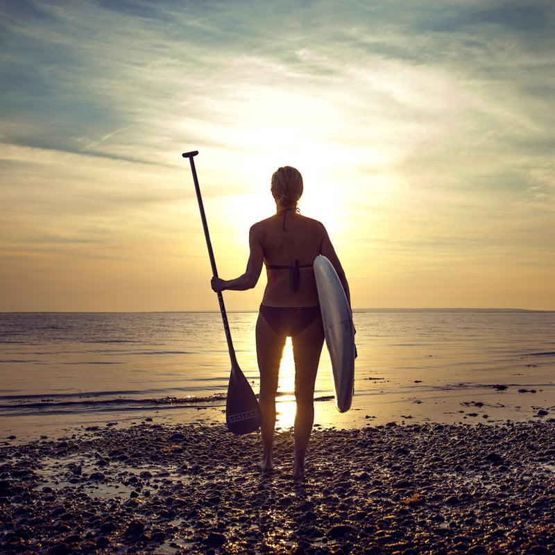 Endurance athletes, thrill seekers, and the yoga set have all fallen for stand-up paddleboarding. Find your perfect match. Read more.