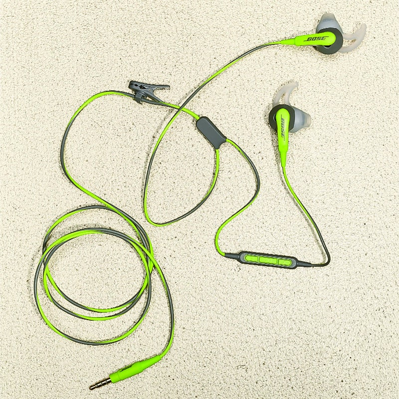 Portable sound for the active lifestyle.—Will Palmer