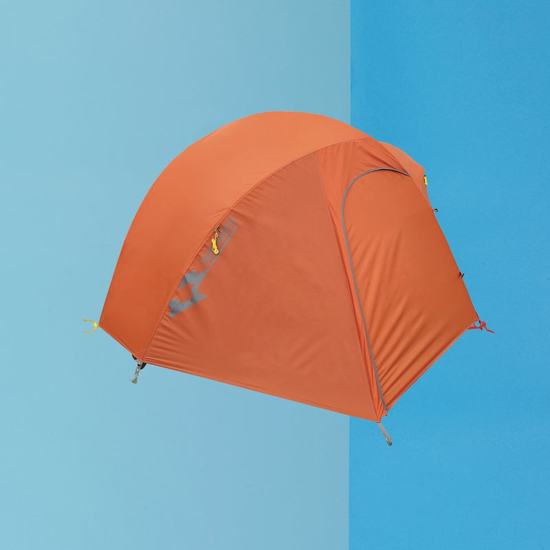 Best For: A one-and-only tent.   The Test: The three-pole dome looks like it would be confusing to set up. It's not. Mountainsmith color-coded everything, so even during our first trip with the tent, as we raced nightfall and combated 20-mile-per-hour winds, the Dome 3 ($270) was (ahem) a breeze to erect. Inside there's tons of room for three, handy pockets for headlamps and books, and enough headroom that a five-footer could dress almost standing up. The storm howled all night, but with plenty of guy-outs we never saw a drop of water, and the poly-ripstop walls kept the wind at bay.   The Verdict: Versatile. We wouldn't be shy about taking this for mellow winter camping, car camping, canoe tripping, backpacking... you get the picture. 6.5 lbs; mountainsmith.com   Livability: 4  Sturdiness: 4.5