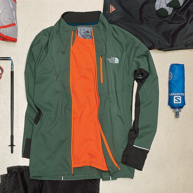 You can't get a suppler soft shell than the four-ounce Better Than Naked ($130). It's the perfect light-duty layer on mountain missions when temperatures won't drop below freezing. thenorthface.com