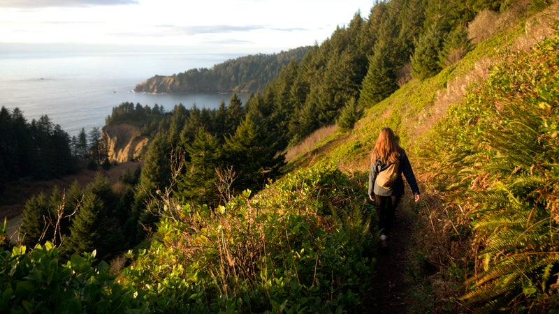 Some thru-hikes can be completed in 30 days or less, with just as many stunning views.