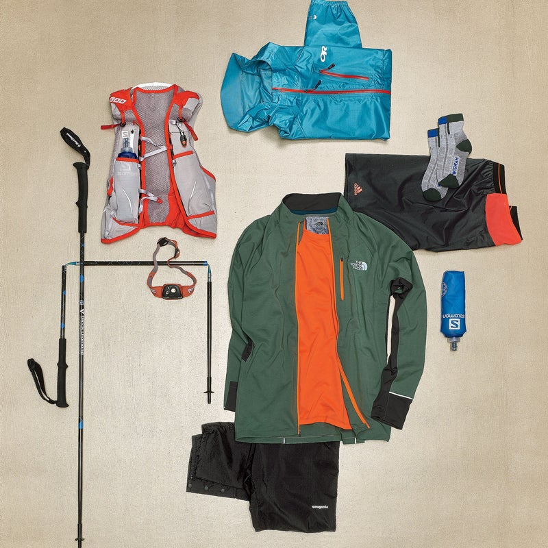 Barely-there accessories to help you go faster. —Justin Nyberg
