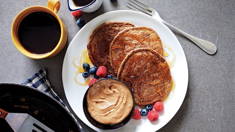 Sage Canaday's pancakes.