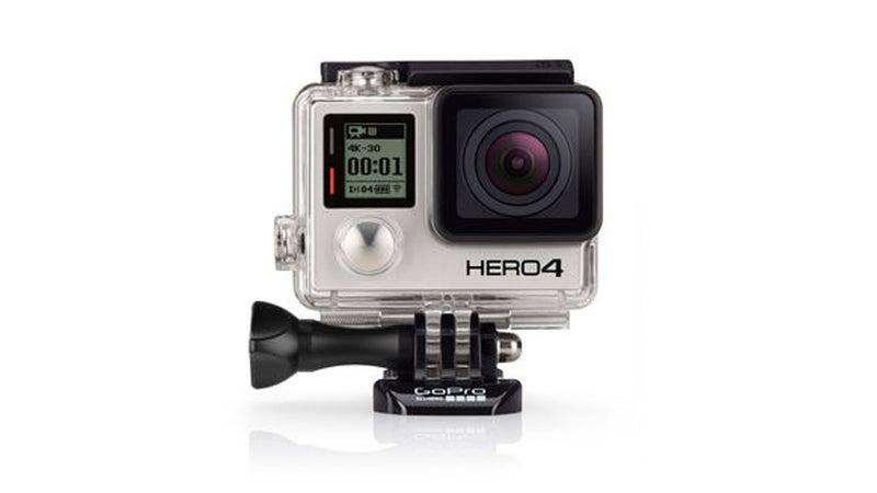 GoPro's HERO4 Black