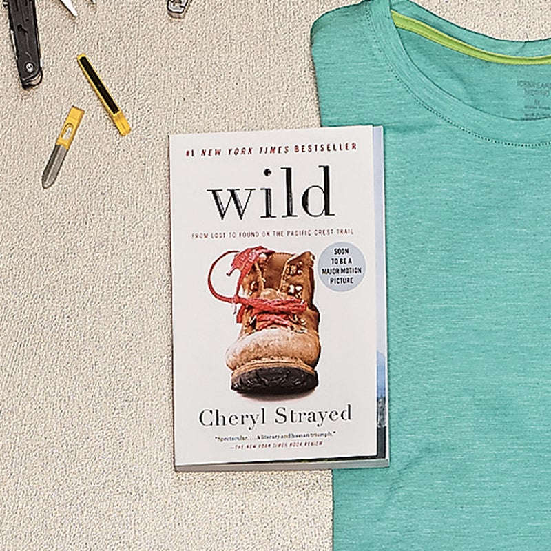 Cheryl Strayed's bestselling memoir is out in paperback ($16), and at 8.6 ounces it's a completely justifiable backpacking accessory. Plus, Strayed's solo adventure along the Pacific Crest Trail might inspire you to embark on your own journey. cherylstrayed.com