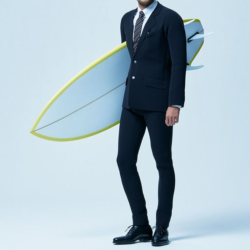 Give yourself more time in the water with Quiksilver True Wetsuits from Quiksilver Japan, which perform as well in the green room as they do in the boardroom. Read more.
