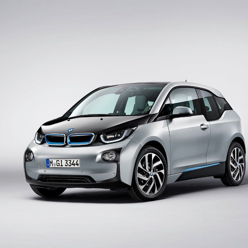 The Sell: Toyota, meet BMW. Electric cars get fun.