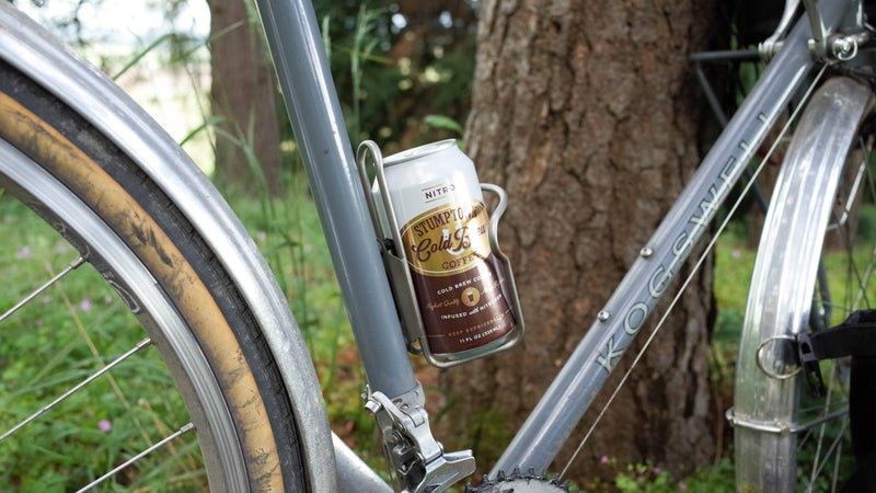 Stumptown Coffee Roasters' Nitro Cold Brew Coffee cans coffee infused with nitrogen for a refreshing drink no matter the distance from your nearest barista.