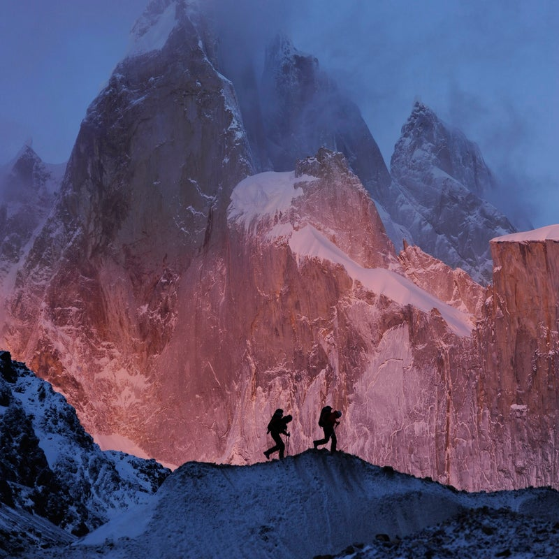The Compressor Route up Patagonia's iconic Cerro Torre had eluded climbers for more than 50 years until David Lama came along. The Austrian alpinist took on the infamous route—4,000 feet of vertical rock and ice on the tower's southeast ridge—and free-climbed it in 2012. The long-awaited film has arrived.  Watch the trailer.