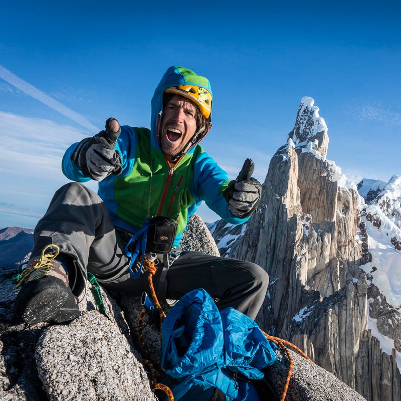"""Force is the crowdsourced story of photographer, filmmaker, and climber Mikey Schaefer's love affair with Patagonia. Directors Fitz Cahall and Aidan Haley of Duct Tape Then Beer drew from five years' worth of footage from 17 climbers for the full story of Schaefer's highs (many unexpected first ascents) and lows (""""So definitely the most fucked up thing I've ever done in the alpine…"""" Schaefer tells the camera in the first few seconds of the trailer).   Watch the trailer."""
