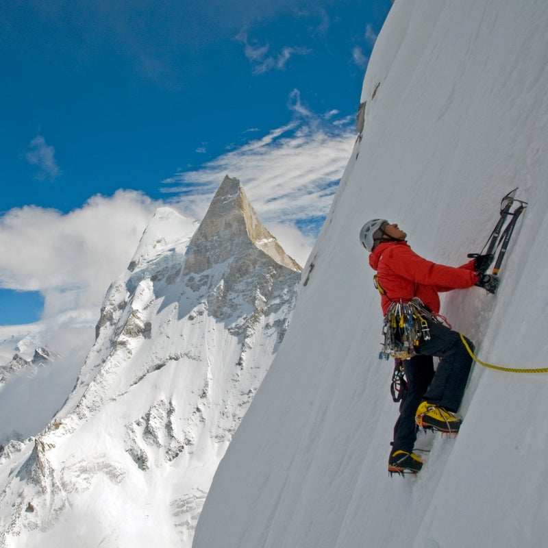 """The most anticipated documentary of the year chronicles the second attempt by three climbers to scale the Shark's Fin on Meru Peak in the Himalayas. The team—Jimmy Chin, Conrad Anker, and Renan Ozturk—abandoned its first attempt in 2008 just 100 meters from the summit, but returned in 2011 to finish the job. The goal of the film was to """"break through the genre"""" of traditional climbing films, Chin, the director, told Outside. """"Ultimately, you discover that the film is about loyalty and obsession and friendship.""""  Watch the trailer."""