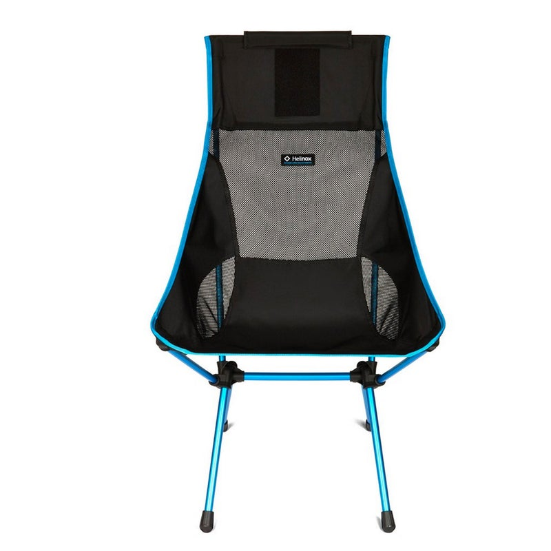 A good chair is almost as crucial to your adventure-rig setup as gasoline. I like the Helinox Sunset ($150) for its unparalleled comfort-to-weight ratio: It sits like a recliner while still being fairly light at 3.2 pounds.