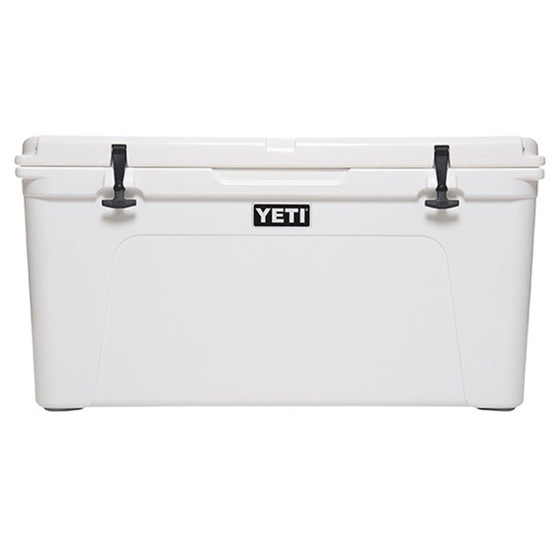 The Yeti Tundra 110 ($500) will easily hold enough perishable food and beverages for the family for an entire week—and keep everything cold for those seven days. Plus, I dropped a 50-foot tree on one and it survived.