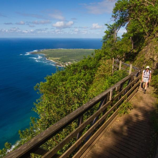 Hawaii's most beautiful island is probably one you've never heard of. Read more.