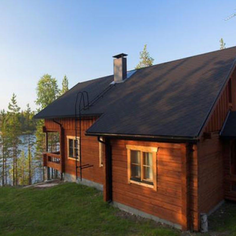 Essentially, you want a cabin where you can escape from the trappings of civilization without being completely cut off from them. Read more.