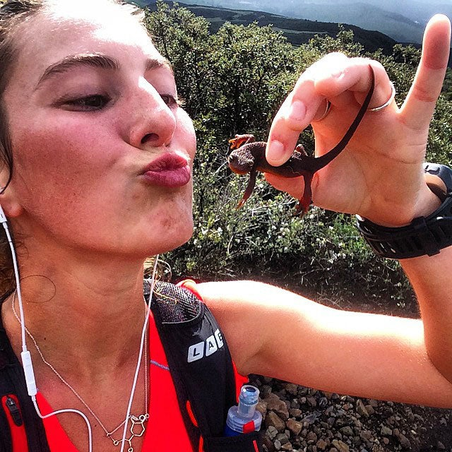 @run_kels_run: If I kiss a newt will he turn into a mountain man? #neverstopexploring