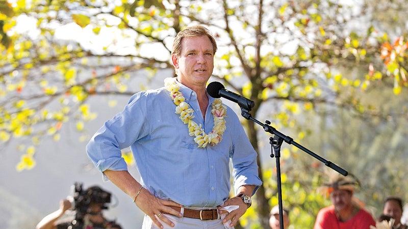 WSL chief Paul Speaker.