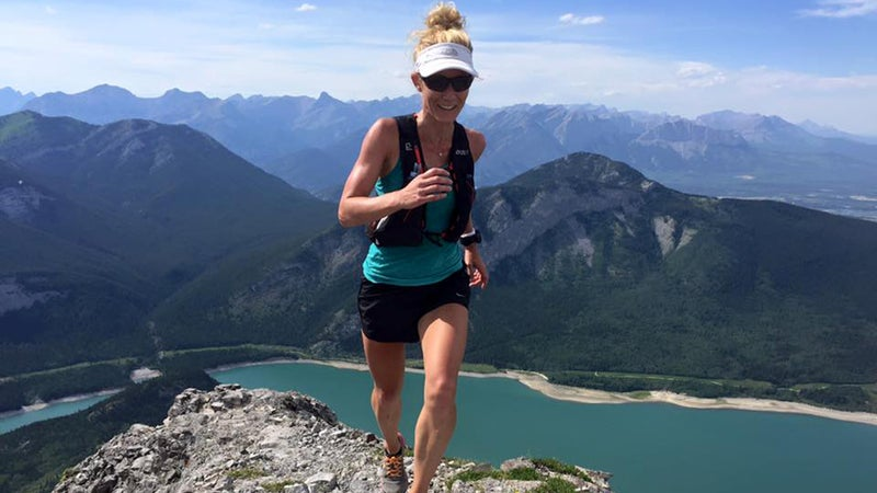 Alissa St. Laurent says she didn't become serious about competition until she started running ultras.