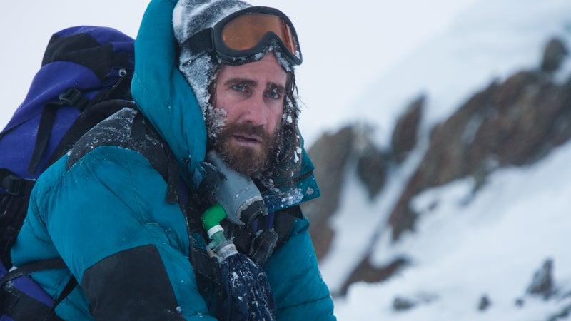 Jake Gyllenhaal in 'Everest'.