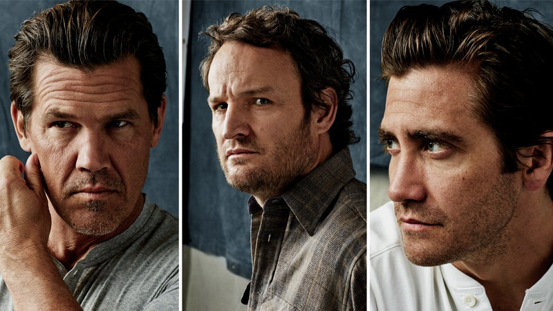 Josh Brolin, Jason Clarke, and Jake Gyllenhaal.