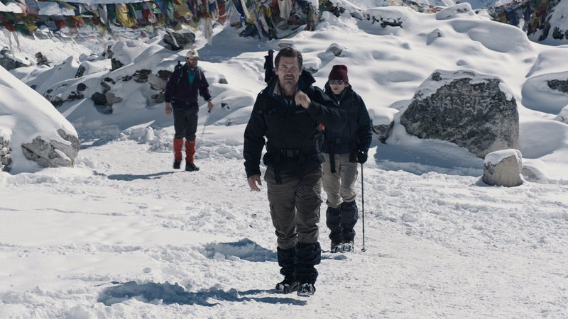 Josh Brolin in 'Everest'.