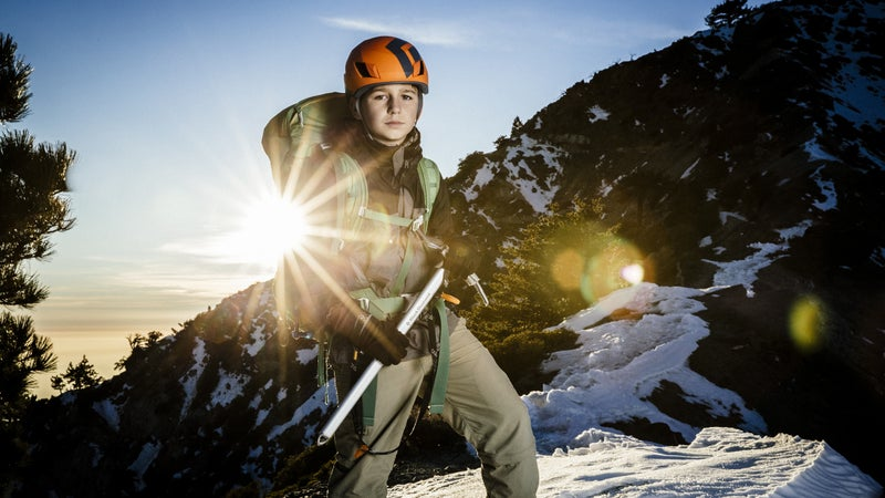 Tyler Armstrong has summited three of the Seven Summits, including Aconcagua, Kilimanjaro, and Mount Elbrus.