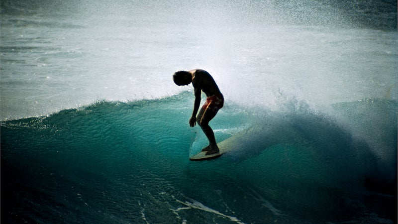 """""""In combat you wait and you wait, and then you engage in a firefight,"""" a surf therapy participant said. """"In surfing, you wait and you wait, and then you get a beautiful adrenaline rush."""""""