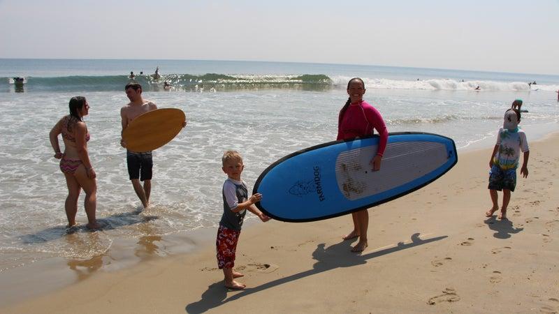 Farmdog Surf School, Nags Head, North Carolina