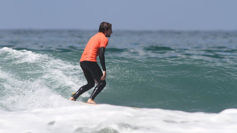 Paskowitz Surf Camp in San Diego