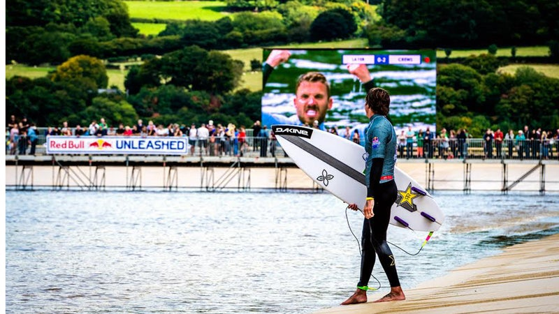 Surf Snowdonia is the world's largest and first commercial Wavegarden.