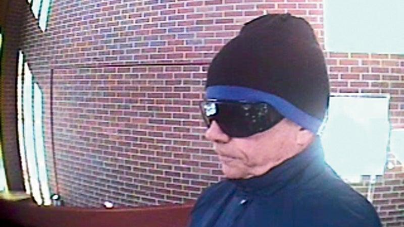 Vectra Bank surveillance image, December 31, 2008.