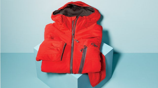 The best backcountry jackets of 2016.