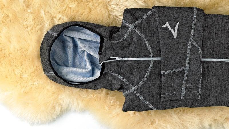Voormi's High-E hoodie.