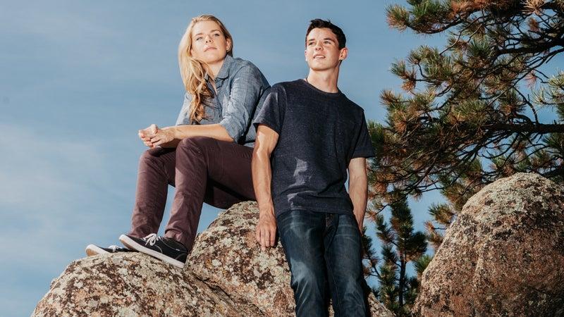 Kaylee and Matt Moniz.
