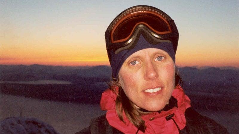 Survivor Anna Bagenholm.