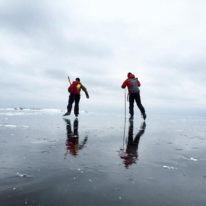 @superhazeman: On the ice again.