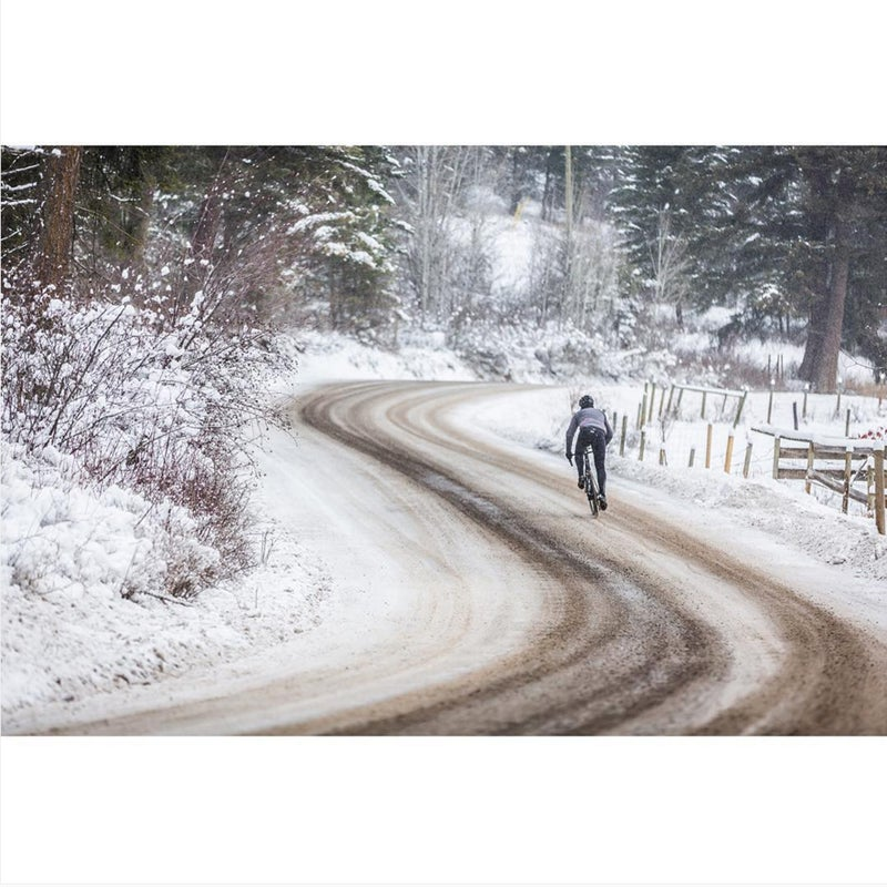 @stirlandraephoto: Winter Solstice means you'll likely will get these type of roads all to yourself.