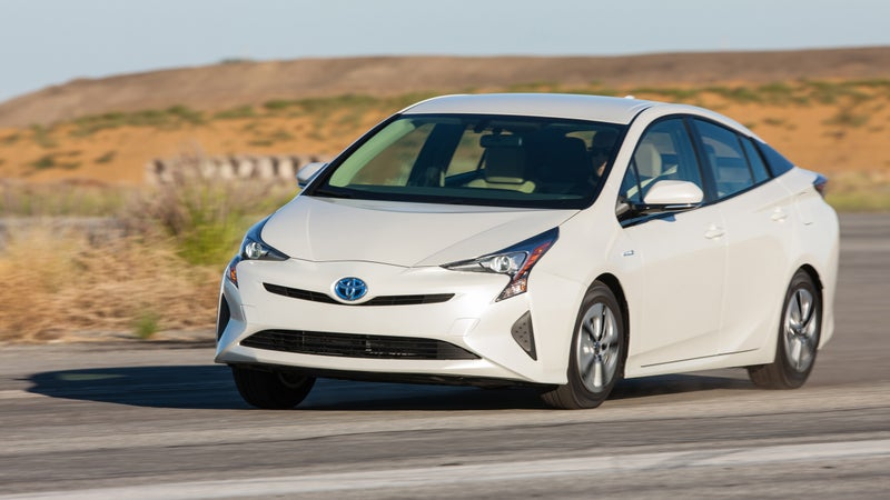 The new Prius drives more like a car, less like a robot on wheels.