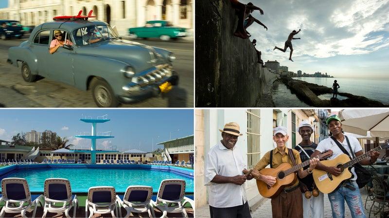 Havana playtime.