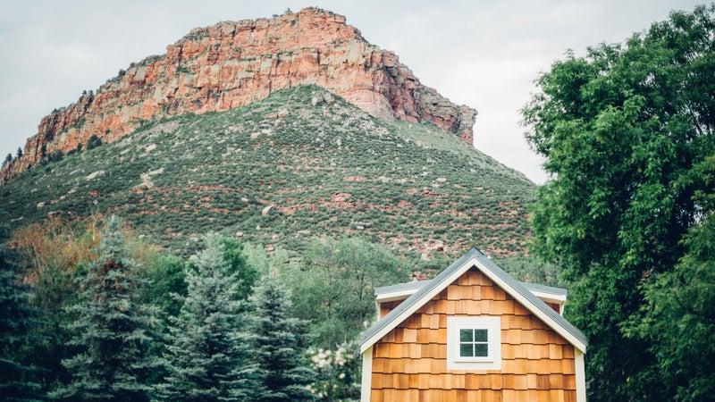 WeeCasa cabin.