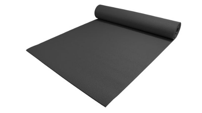 The YogaAccessories mat is a no-brainer for those on a budget or for newcomers.
