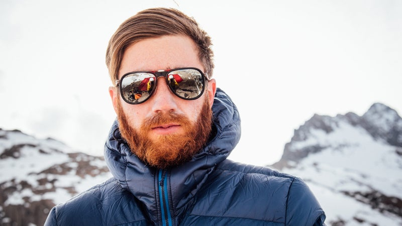 Once you try glass-lens sunglasses, you'll never go back. Vision through them is extraordinarily clearer than the plastic you're probably used to, and they'll last a lifetime scratch-free.