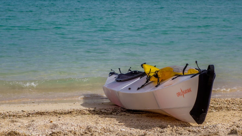 The Bay proved an ideal companion for the Sea of Cortez's calm waters, and made catching fish offshore a breeze.