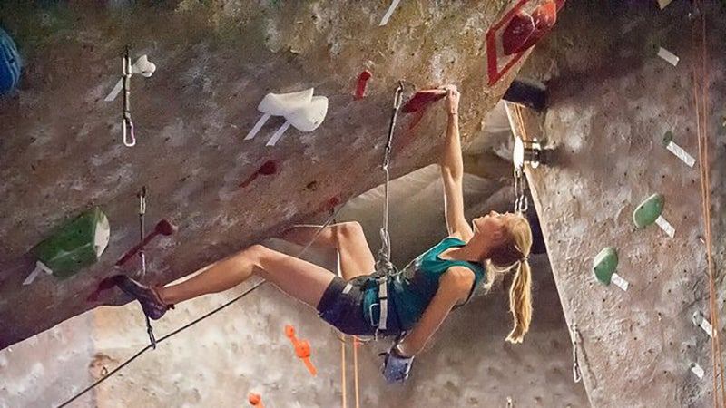 Sport climbing is the biggest challenge a gym has to offer.