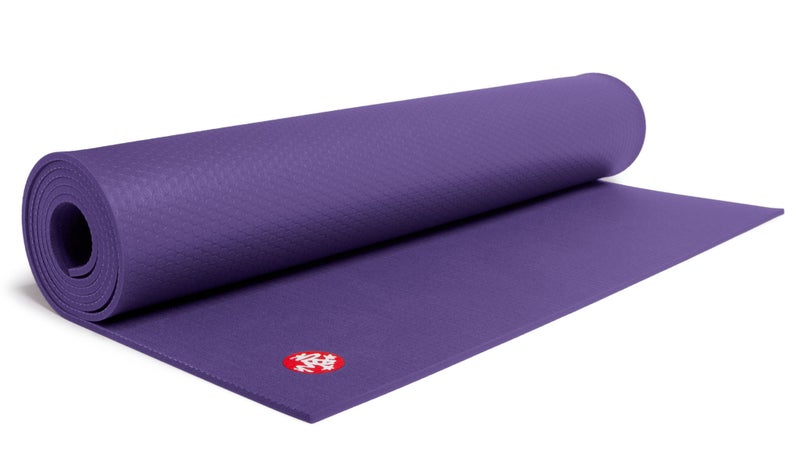 The Manduka Pro has stellar stability and is absolutely worth the price.