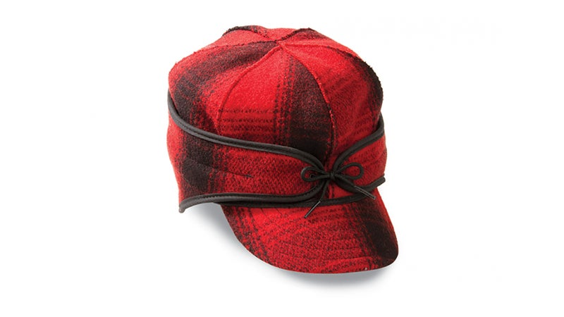 The famous Stormy Kromer hat still makes a great option for going outdoors in cold weather.