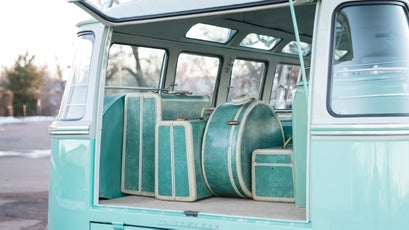 Your inner hippie's answer to the Airstream.